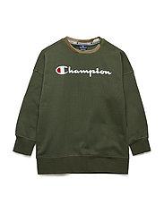 Crewneck Sweatshirt - FOREST NIGHT