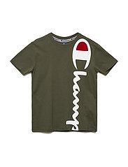 Crewneck T-Shirt - FOREST NIGHT