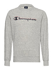 Crewneck Sweatshirt - NEW OXFORD GREY MELANGE