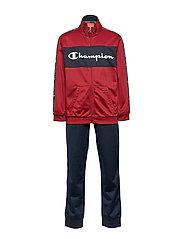 Full Zip Suit - BIKING RED