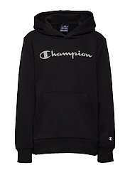 Hooded Sweatshirt - BLACK BEAUTY