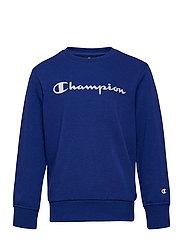 Crewneck Sweatshirt - MAZARINE BLUE