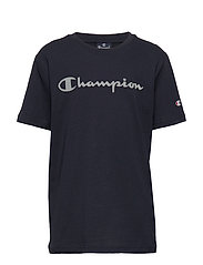 Crewneck T-Shirt - SKY CAPTAIN