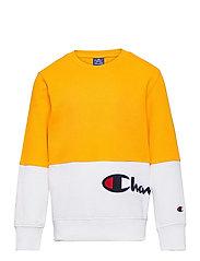 Crewneck Sweatshirt - SPECTRA YELLOW