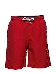 Beachshort - HIGH RISK RED