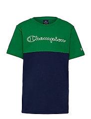 Crewneck T-Shirt - JELLY BEAN