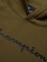 Champion - Hooded Sweatshirt - kapuzenpullover - military olive - 2
