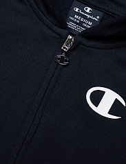 Champion - Hooded Full Zip Sweatshirt - kapuzenpullover - sky captain - 2