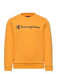 Crewneck Sweatshirt - AUTUMN BLAZE