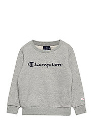 Crewneck Sweatshirt - GRAY MELANGE LIGHT