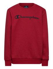 Crewneck Sweatshirt - RIO RED
