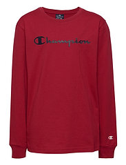 Long Sleeve T-Shirt - RIO RED