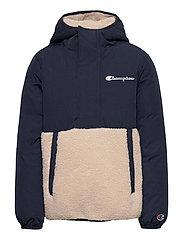 Hooded Jacket - NAVY BLAZER