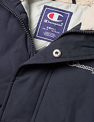 Champion - Hooded Jacket - fleecetøj - navy blazer - 3