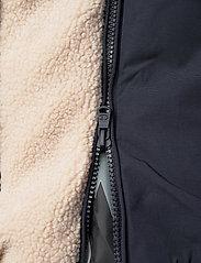 Champion - Hooded Jacket - fleecetøj - navy blazer - 5