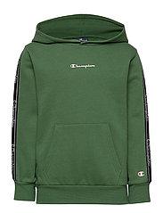 Hooded Sweatshirt - GREENER PASTURES