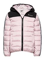 Hooded Jacket - VIOLET ICE