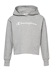 Hooded Sweatshirt - GRAY MELANGE LIGHT