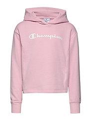 Hooded Sweatshirt - PARFAIT PINK