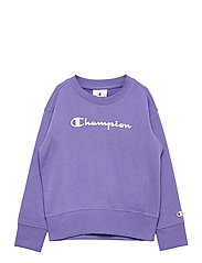 Crewneck Sweatshirt - ASTER PURPLE