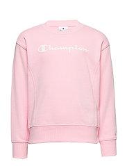 Crewneck Sweatshirt - PARFAIT PINK