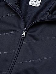 Champion - Full Zip Suit - trainingsanzug - sky captain al (nny) - 4