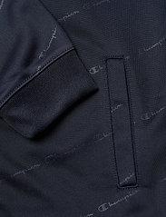 Champion - Full Zip Suit - trainingsanzug - sky captain al (nny) - 5