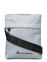 Small Shoulder Bag - GRAY MELANGE LIGHT