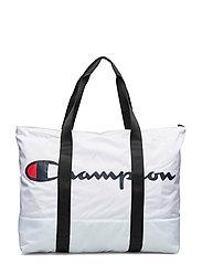 Large Shoulder Bag - WHITE