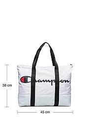 Champion - Large Shoulder Bag - tote bags - white - 4