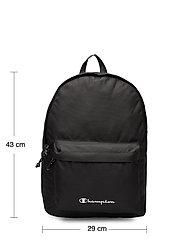 Champion - Backpack - trainingstassen - black beauty - 4