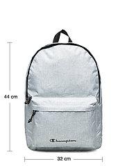 Champion - Backpack - trainingstassen - gray melange light - 4