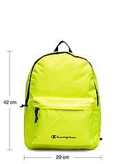 Champion - Backpack - treenikassit - safety yellow fluo - 4