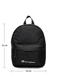 Champion - Small Backpack - treenikassit - black beauty - 4
