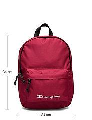 Champion - Small Backpack - treenikassit - rio red - 5