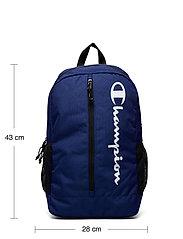 Champion - Backpack - treenikassit - mazarine blue - 4