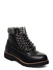 High Cut Shoe UPSTATE - BLACK BEAUTY