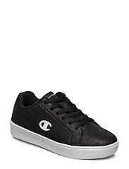 Low Cut Shoe ALEX PU GLITTER - BLACK BEAUTY