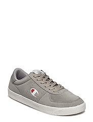 Low Cut Shoe VENICE SUEDE - STEEL GRAY