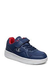 Low Cut Shoe REBOUND LOW PU/CANVAS PS - SKY CAPTAIN A