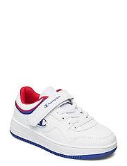 Low Cut Shoe REBOUND LOW B PS - WHITE