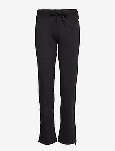 Drawstring Pants - BLACK BEAUTY