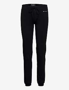 Cuffed Pants - pants - black beauty