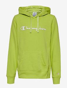 Hooded Sweatshirt - WILD LIME