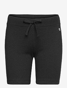 Shorts - training shorts - black beauty