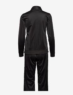Full Zip Suit - BLACK BEAUTY
