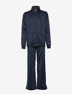 Full Zip Suit - dresy - sky captain