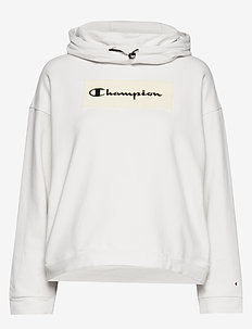 Hooded Sweatshirt - VAPOROUS GRAY