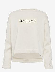 Crewneck Sweatshirt - VAPOROUS GRAY