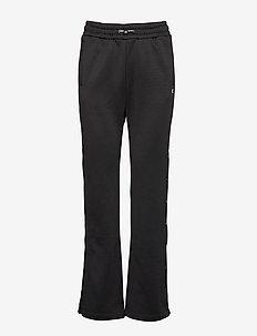 Bell_bottom Pants - BLACK BEAUTY